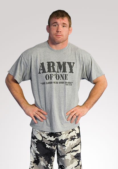 Army of The One T-shirt